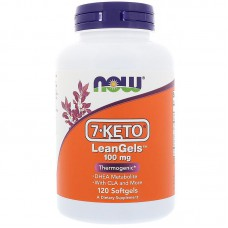 7-Keto LeanGels, 100 mg, 120 softgels