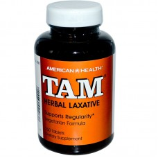 TAM, Herbal Laxative, 250 tabletten