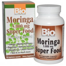 Moringa Oleifera, Super Food, vegetarisch 5000 mg, 90 vegetarische capsules