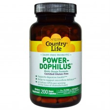 Power-Dophilus, 200 vegan capsules