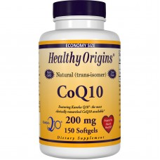 CoQ10, Kaneka Q10, 200 mg, 150 softgels