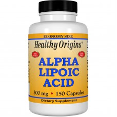 Alpha Lipoic Acid, 300 mg, 150 capsules