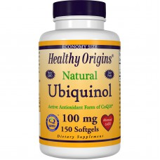 Ubiquinol, Natural, 100 mg, 150 softgels