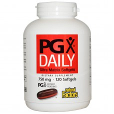 PGX Daily, Ultra Matrix Softgels, 750 mg, 120 softgels