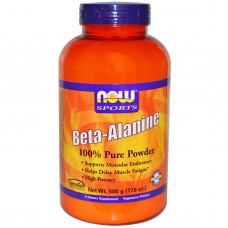 Beta-Alanine, 100% pure  poeder 17.6 oz (500 g)