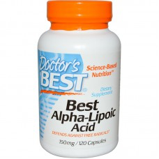 Best Alpha Lipoic Acid, 150 mg, 120 capsules