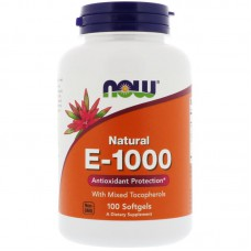E-1000, 100 softgels