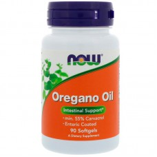 Oregano Oil, 90 softgel capsules